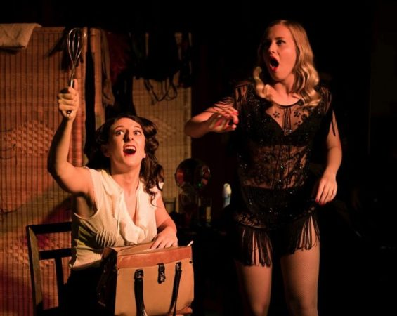 The Ruby Darlings won the This Is Cabaret Best Newcomer Award last week.