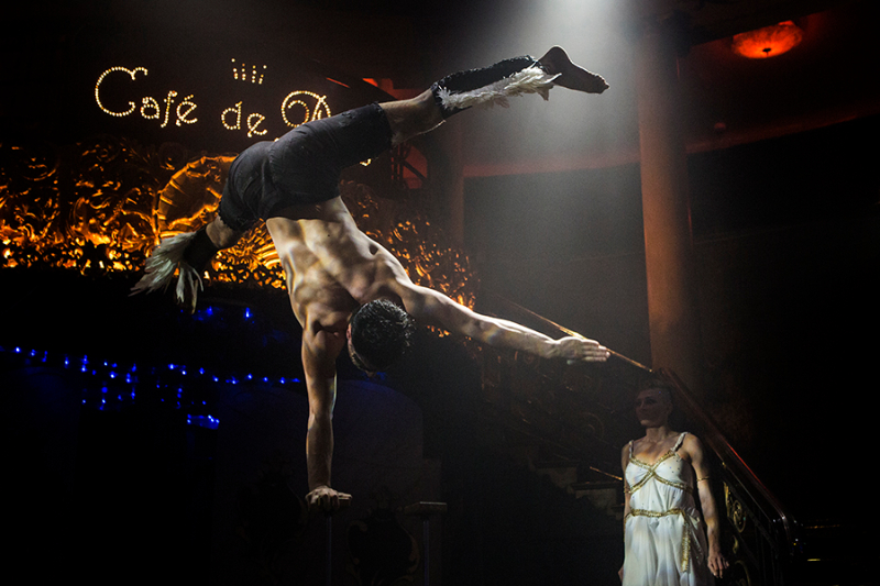 WIN Tickets To The Cafe De Paris' Cabaret Des Distractions