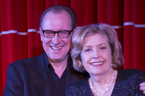 Review: Anne Reid's The After-Dinnerlady, Crazy Coqs