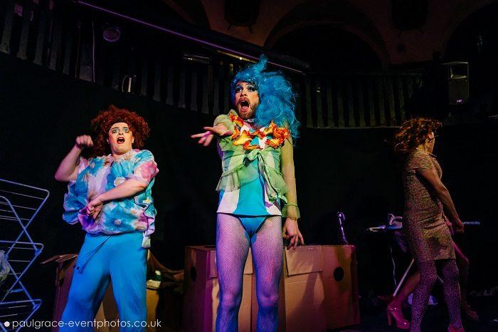 The Lipsinkers at Suburbaret, February 2015. Image: Paul Grace