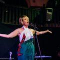 Emily Davis at Suburbaret, February 2015. Image: Paul Grace