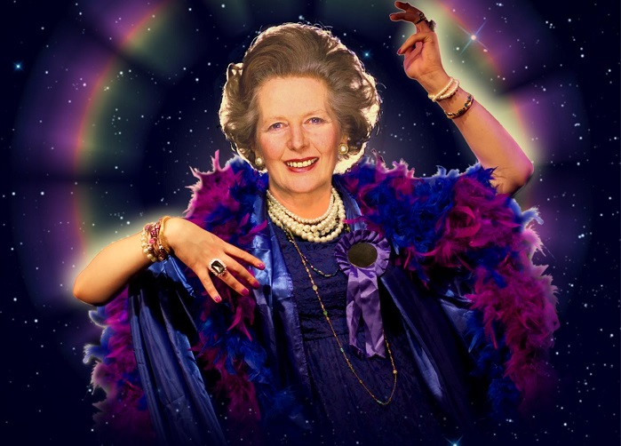 Soho Thatcher will be at the Leicester Square Theatre from 17-21 March.