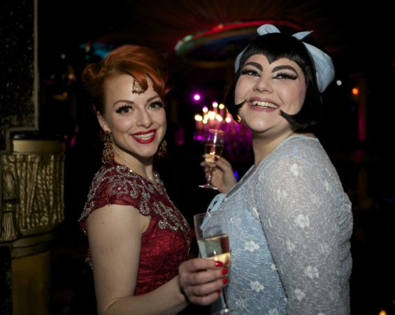 Guests at the London Cabaret Awards 2015. Image (c) Lisa Thomson