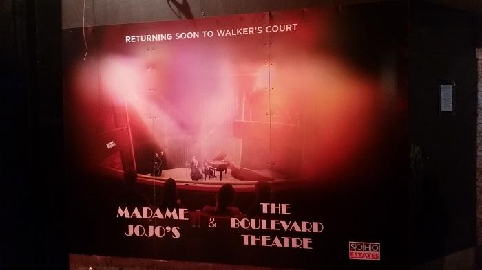 "Madame Jojo's Is ""Returning Soon"""