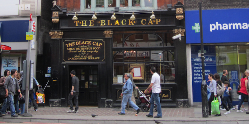EXCLUSIVE: Historic Drag Pub Black Cap Closed Down By Owners