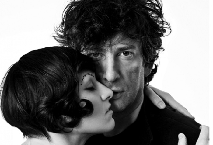 Ticket Alert: See Amanda Palmer And Neil Gaiman's Talk In London Next Month