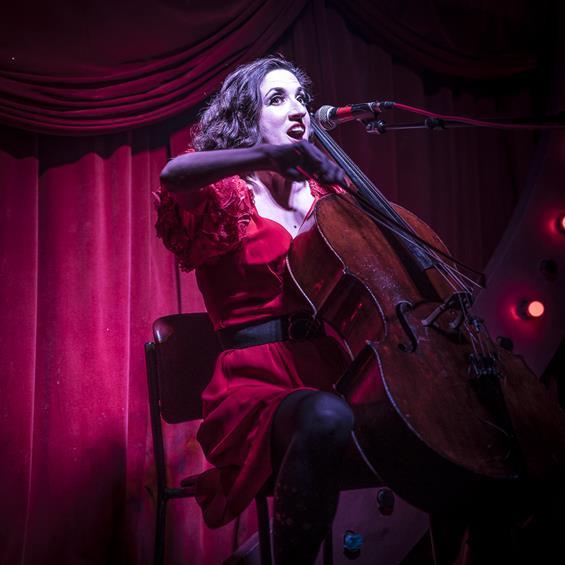 Laura Moody. Image: Juliet Shalam