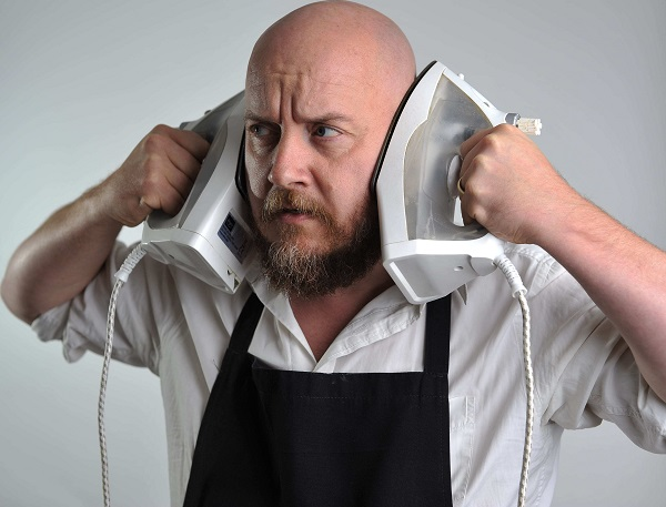 #EdFringePicks: Eggs, Butter And An Iron, Or How To Make Scrambled Eggs In A Hotel Room