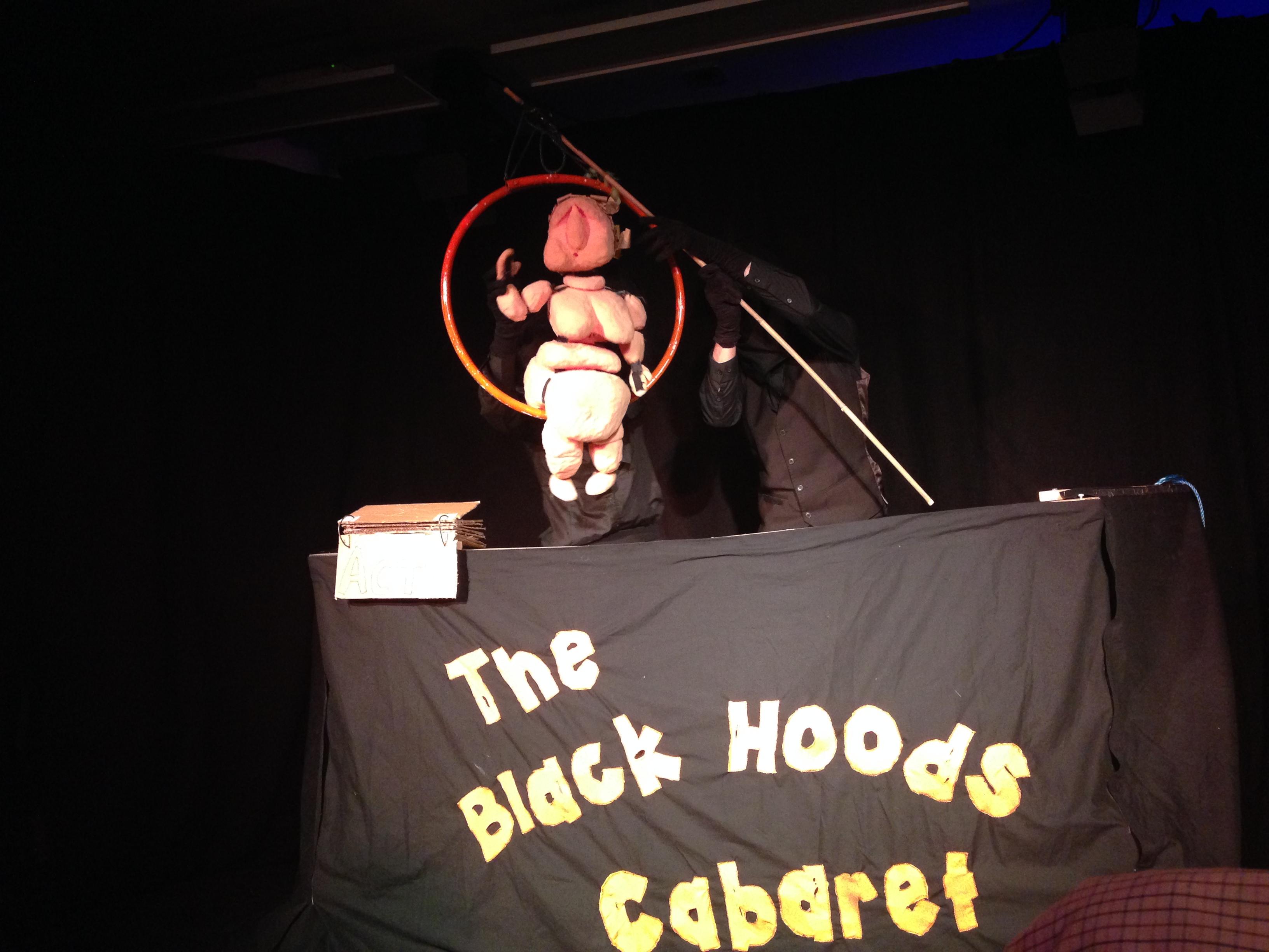 Edinburgh Fringe Review: Black Hoods Cabaret