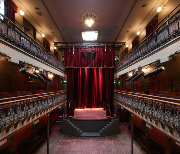 Video: A Peak Inside The New Look Hoxton Hall