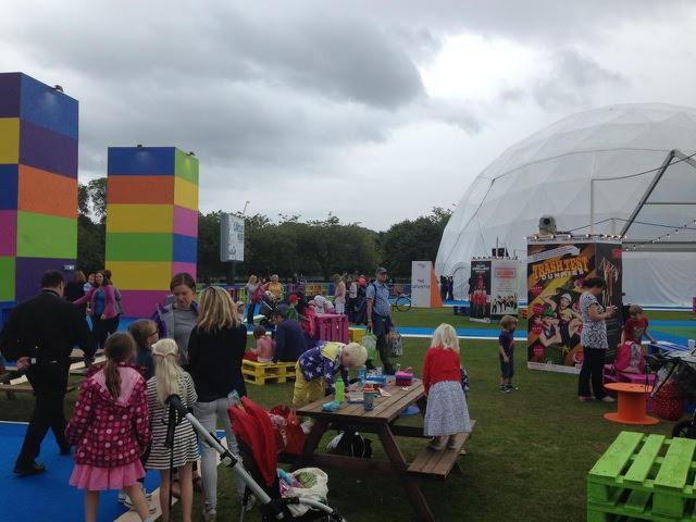 Underbelly's Edinburgh Circus Hub: A Moan