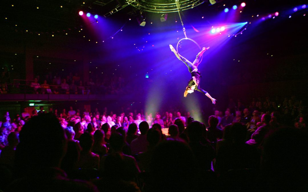 Circus Treats: What's On in October