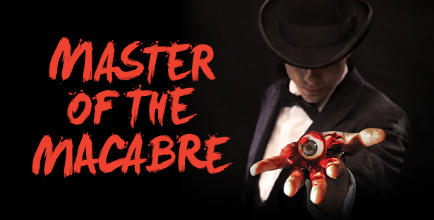 Banned By TfL, Interviewed by TIC: Meet The Master Of The Macabre