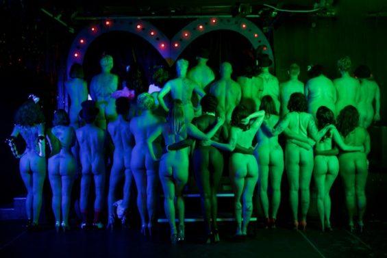 The All Nude Cabaret Calendar 2016 launches this Sunday. Photos by Sin Bozkurt©