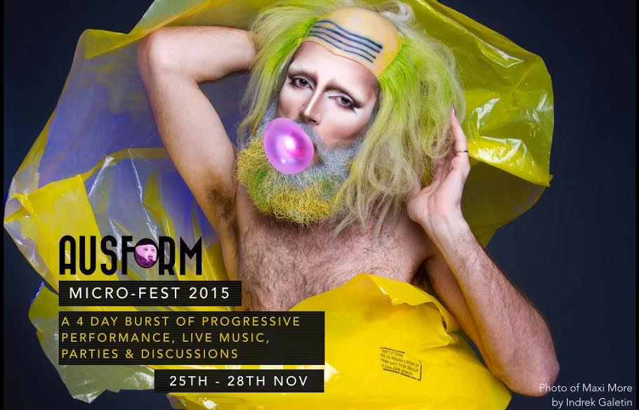 Champion Drag King johnsmith Talks About Ausform Micro-Fest