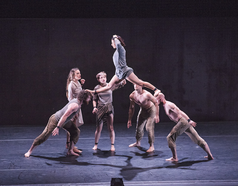 Review:  Circa's The Return, London International Mime Festival