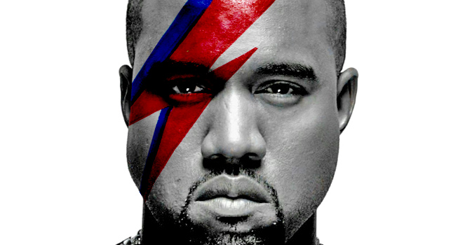 Yo, Kanye, We're Really Happy For You, But This Is How You Do A Bowie Tribute
