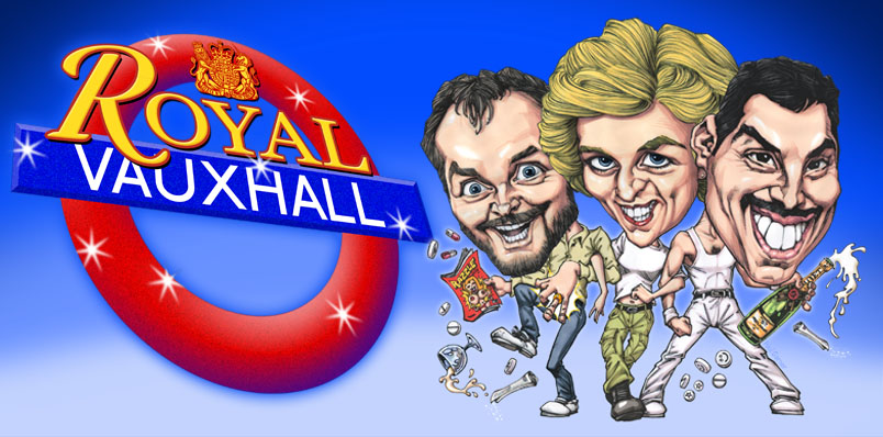 Review: Royal Vauxhall, RVT (Dianaversary Tour)