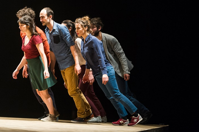 Review: Compagnie Yoann Bourgeois' He Who Falls