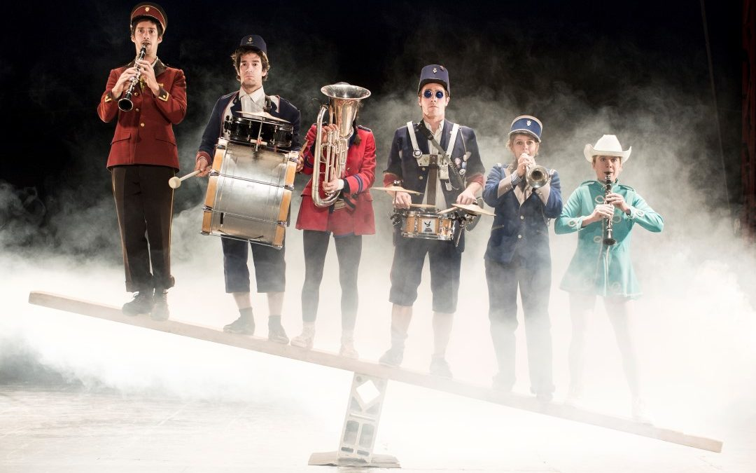Cirque Tsuica and the Art of The Brass Band