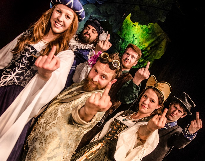 Review:  Sh!t-Faced Shakespeare: A Midsummer Night's Dream, Leicester Square Theatre