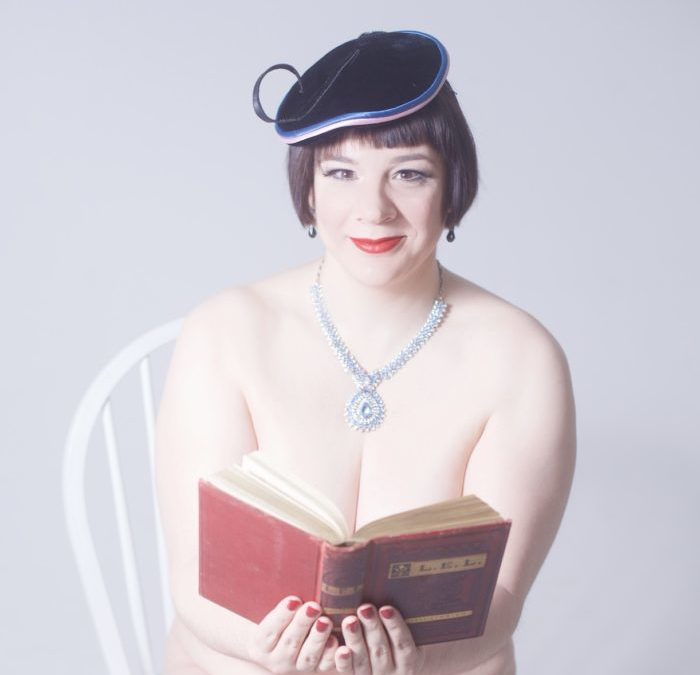 Girls on Tour: Naked Girls Reading at Hebden Bridge Burlesque Festival and Beyond