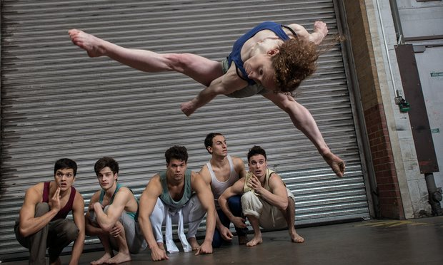 CircusFest Review: Kin by Barely Methodical Troupe
