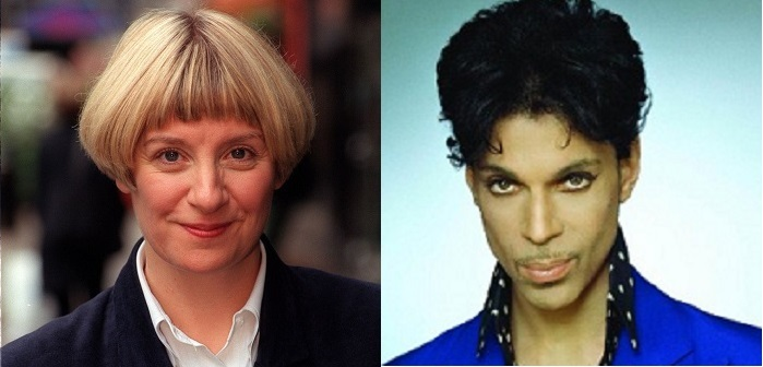 The Perfect Tribute To Prince AND Victoria Wood