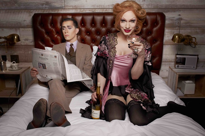 Review: The Vaudevillians: Jinkx Monsoon & Major Scales, Soho Theatre