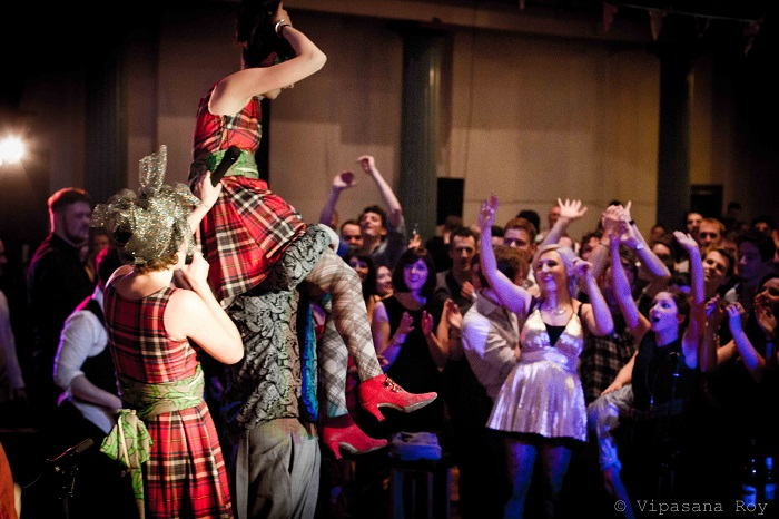 Win Tickets To Epic Solstice Ceilidh Masked Pagan Ball!