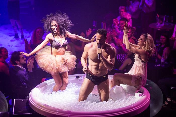 Review: Blanc De Blanc, Hippodrome Casino