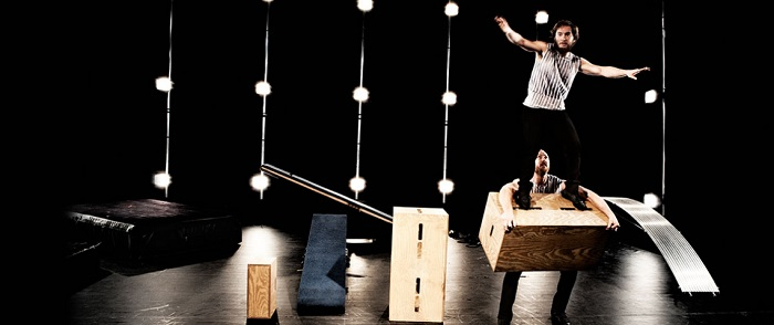 Win Tickets To See Swedish Circus Company Magmanus Next Week