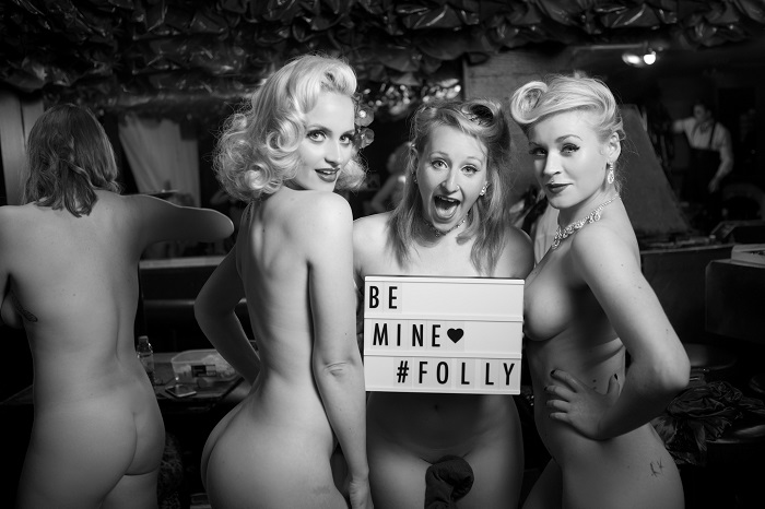 EXCLUSIVE: Behind The Scenes At The 2017 All Nude Cabaret Charity Calendar