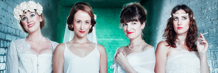 Review: The Ruby Dolls' The Brides Of Bluebeard
