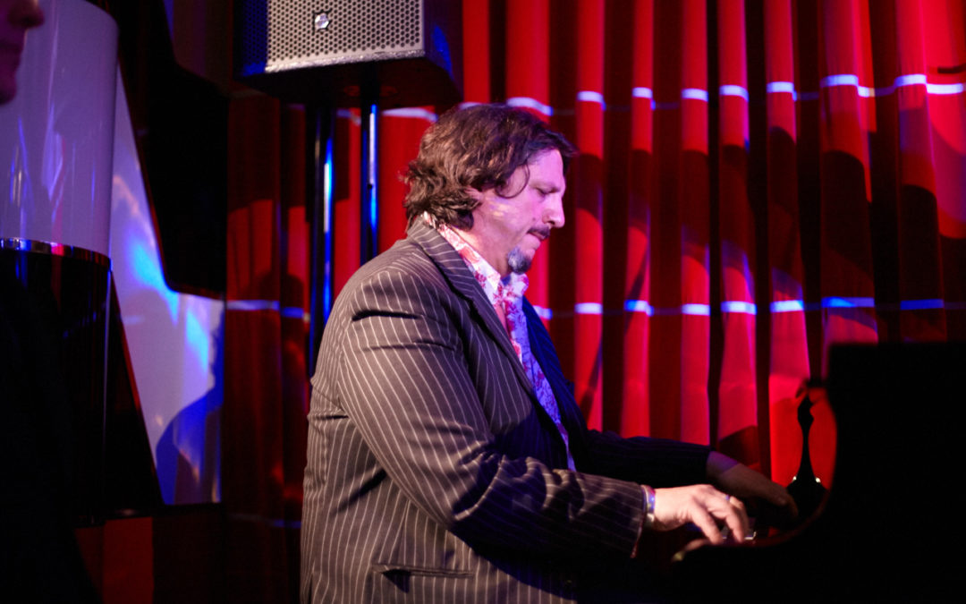 "The Crazy Coqs Relaunches As ""Live At Zedel"""
