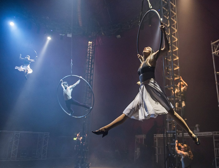 Circus Review: Bianco Is Pure Poetry And Aesthetic Wonder