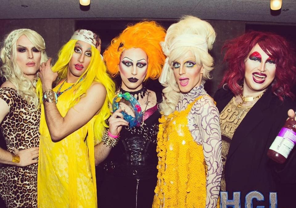 "DENIM: ""Drag Is Losing Its Political Edge."""