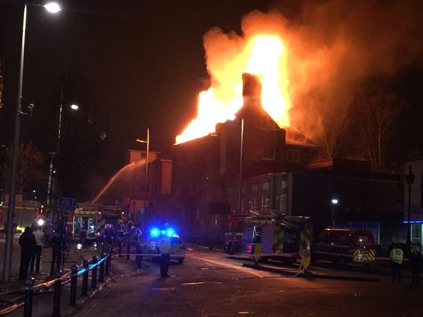 West London Cabaret Venue The Aeronaut Gutted After NYE Blaze