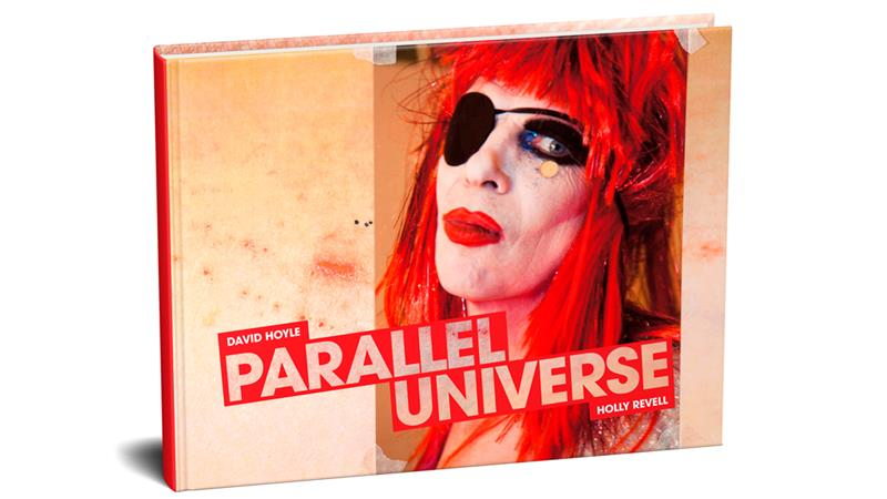 David Hoyle: Parallel Universe by Holly Revell