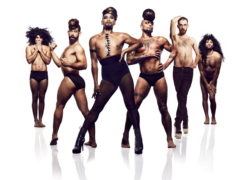 Sneak Peak: We Get The Lowdown On The Brand New Briefs Show Close Encounters