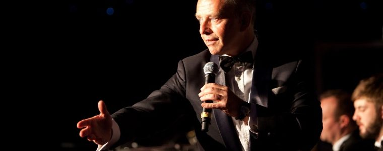 Richard Shelton - Sinatra And Me - Brasserie Zedel - Crazy Coqs - This Is Cabaret
