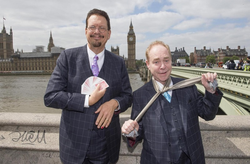 Review: Penn & Teller, Eventim Apollo