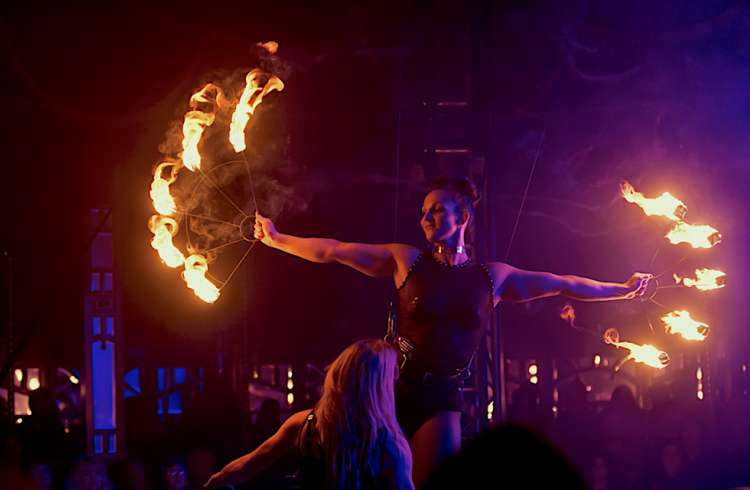 Review: Boudoir Circus, Underbelly Festival